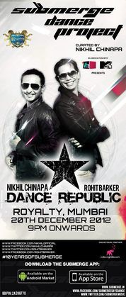 Dance Republic, Royalty, Mumbai