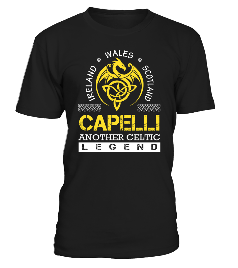 CAPELLI Another Celtic Legend #Capelli