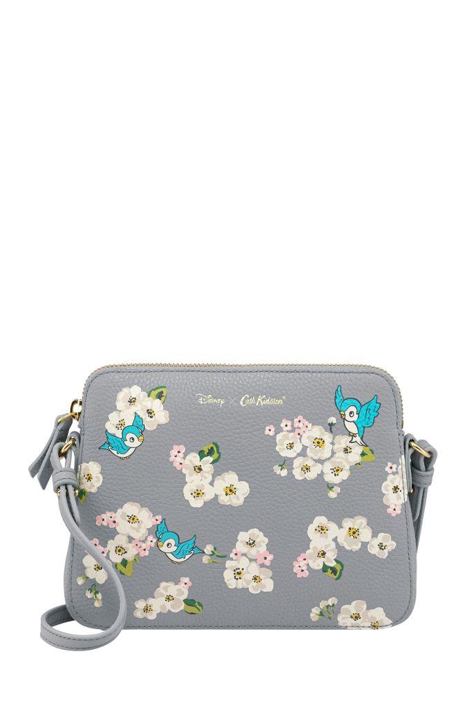 6b43d3798 Womens Cath Kidston Disney Small Maltby Leather Cross Body Bag - Blue Buy  Cath Kidston®