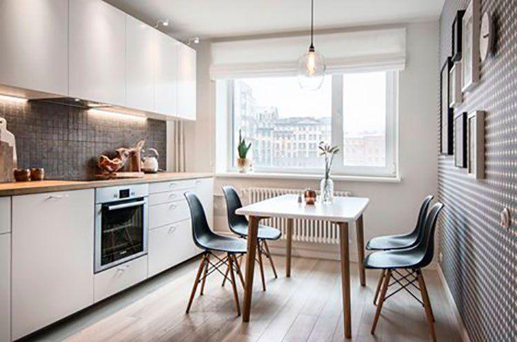 estilo nórdico estilo escandinavo decoración interiores cocina