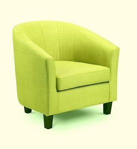 cosy tub chair in lime green pastel fabric tub chair cosy and tubs