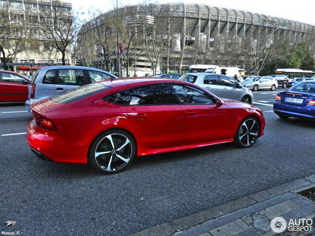 Red Rs7 Audi Rs7 Sportback Audi Cars Audi S5