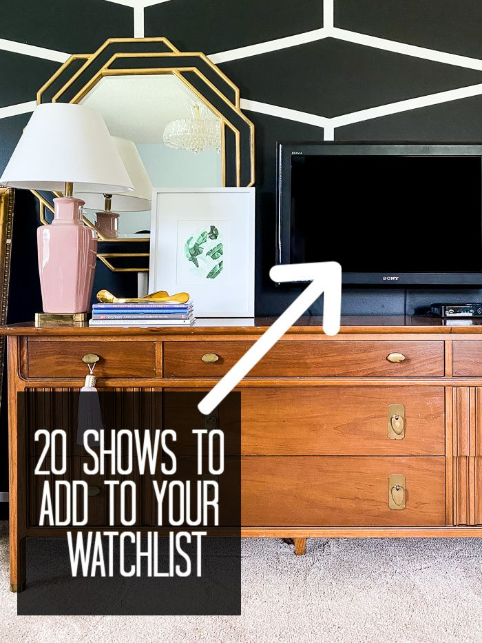 TV Shows to Start Watching in 2020 Home decor, Diy