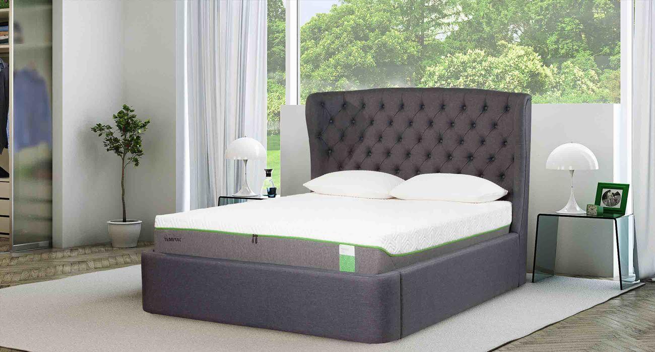 TEMPUR Holcot Ottoman TEMPUR UK Ottoman bed, Bed