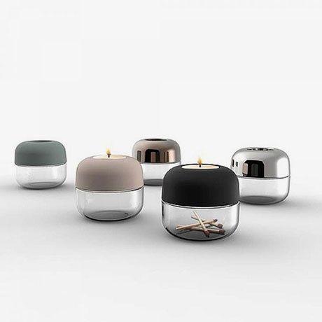 Menu candle holder teelichthalter a design for Produktdesign studium