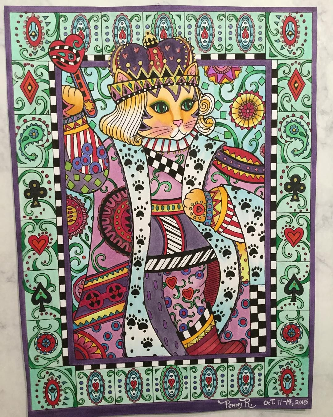 Creative cats creative haven marjorie sarnat marjorie sarnat