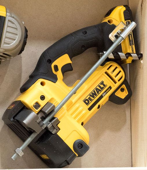 Dewalt 20v Max Threaded Rod Cutter On The Shelf Tools