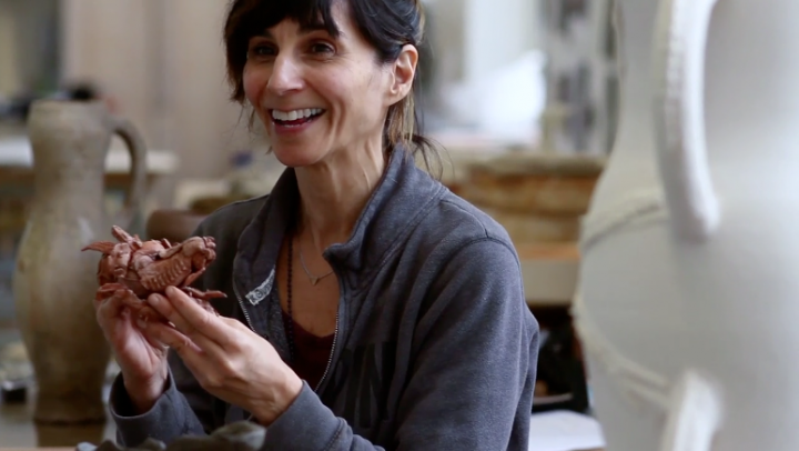 Michelle Erickson London S Indigenous Clay Ceramics