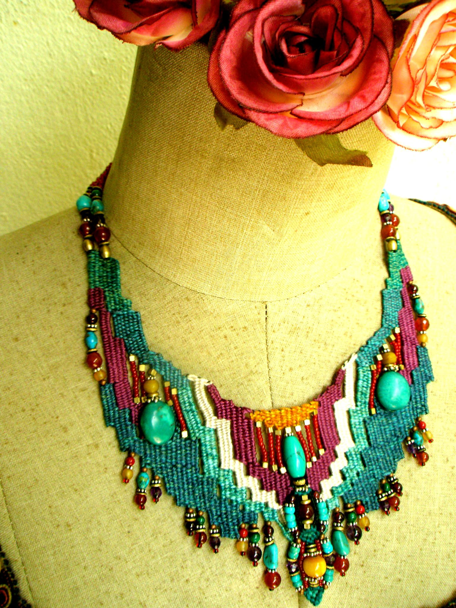 ~ Weaving Jewelry ~