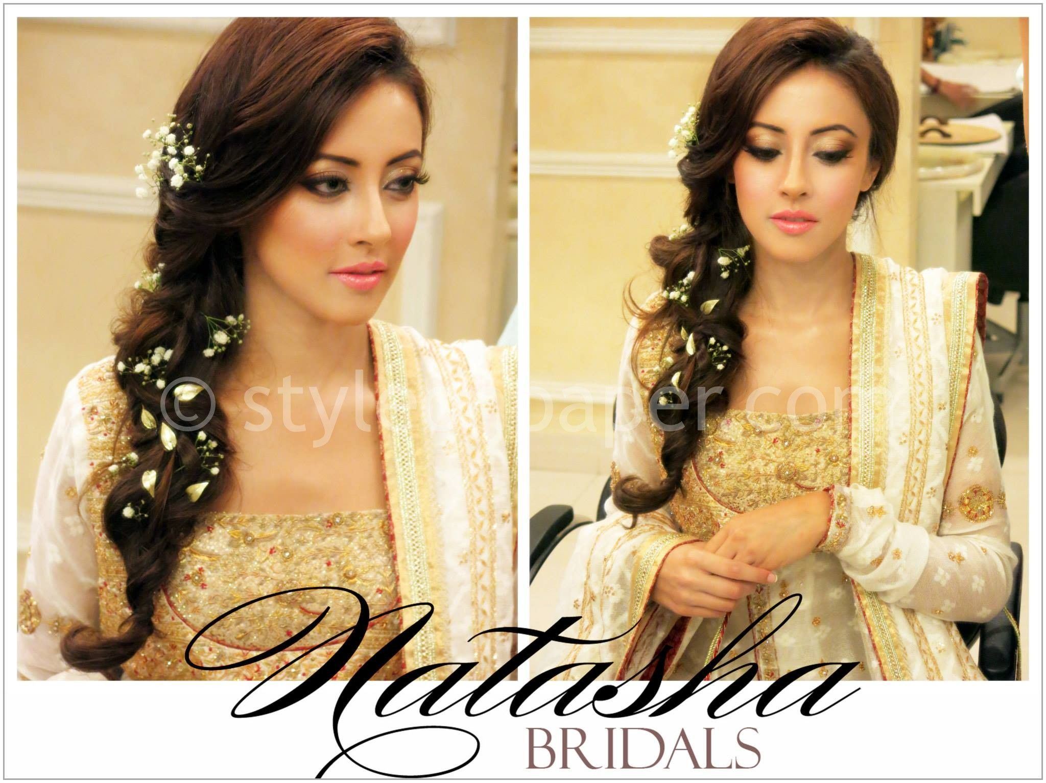 bridal hairstyle | my style | pinterest | engagement, flower and