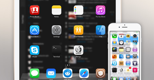 RiftBoard Tweak Let You Access iOS Home Screen Icons