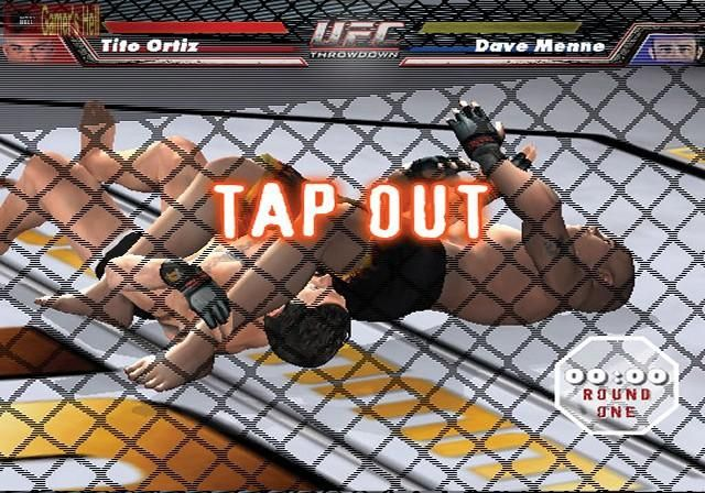 UFC: Sudden Impact - Screenshots
