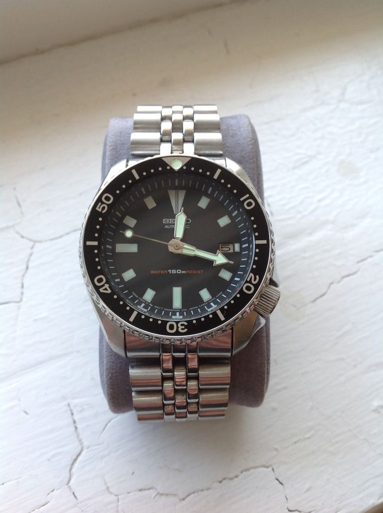 071def49e Seiko 7002-7009, All Original on SKX Bracelet | Watches in 2019 ...