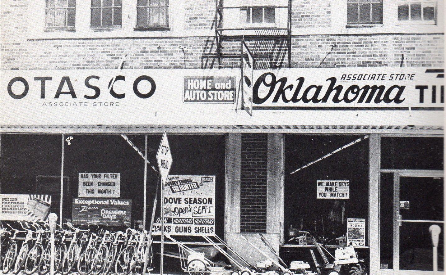 Otasco In Mcgehee Arkansas When It Was Still On First Street I