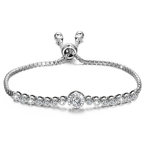 Xmas Valentine Birtday Mother/'s Day GIFT 925 Sterling Silver Bracelet Jewellery