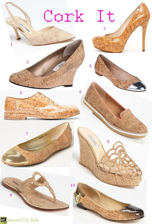 2f260f6d8 Second City Style  Cork It shows the Circus by Sam Edelman Addison Flat (6).
