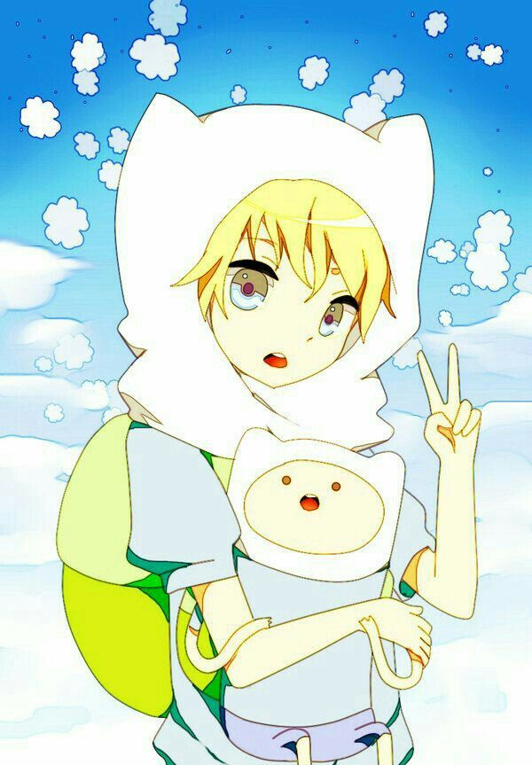 Pin by Tia Wolf on Adventure Time | Adventure time anime ...