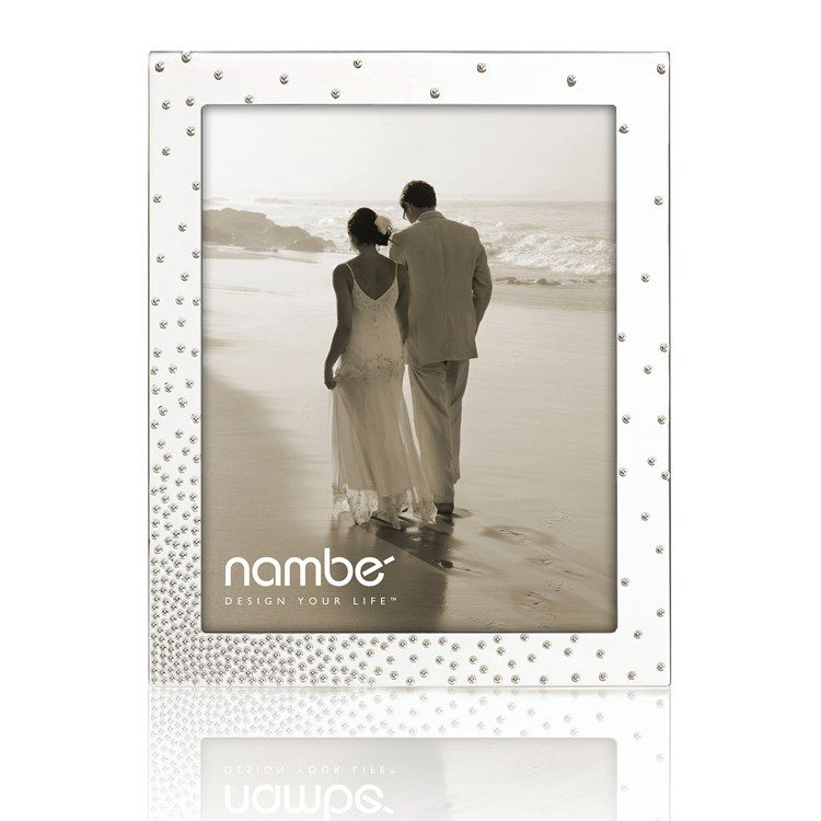 Nambe Mt0695 Dazzle 8 X 10 Photo Frame Picture Frame Sizes Frame Picture Frames