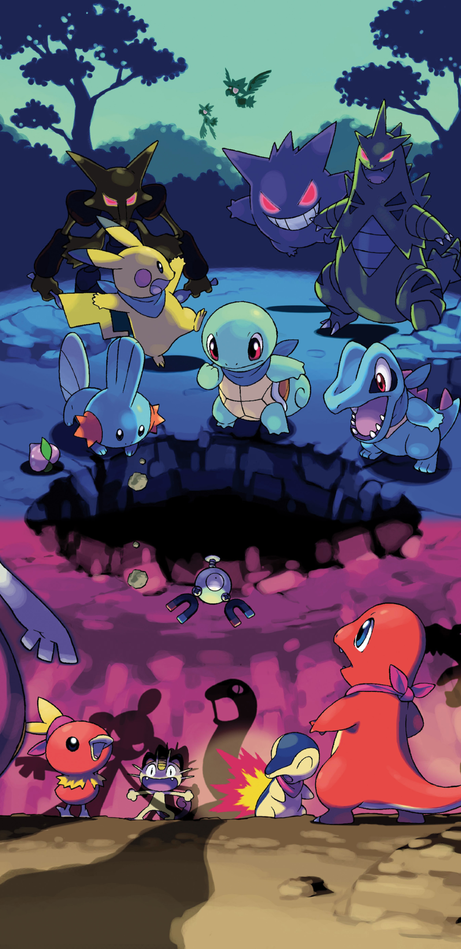 Lightingrakurai I always think that Red and Blue Rescue Team have the best Pokémon game box art e