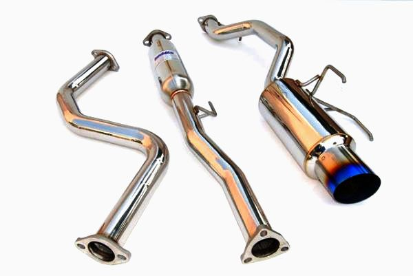 invidia n1 exhaust system honda civic