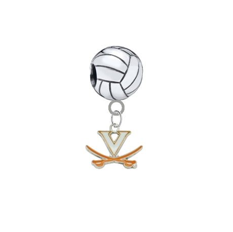 charm volleyball pandora