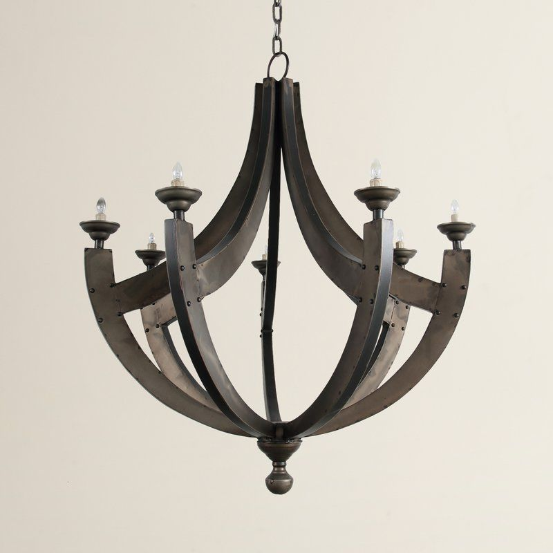 This Chandelier is great for any room with high ceilings. Adding ...