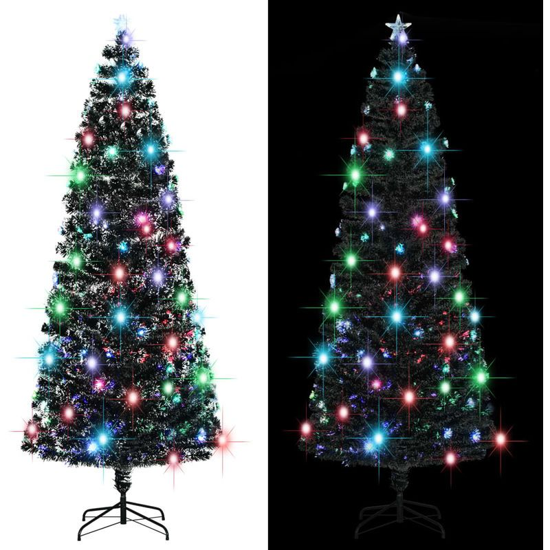 Sapin De Noel 240 Sapin de Noël artificiel | Christmas house lights, Christmas