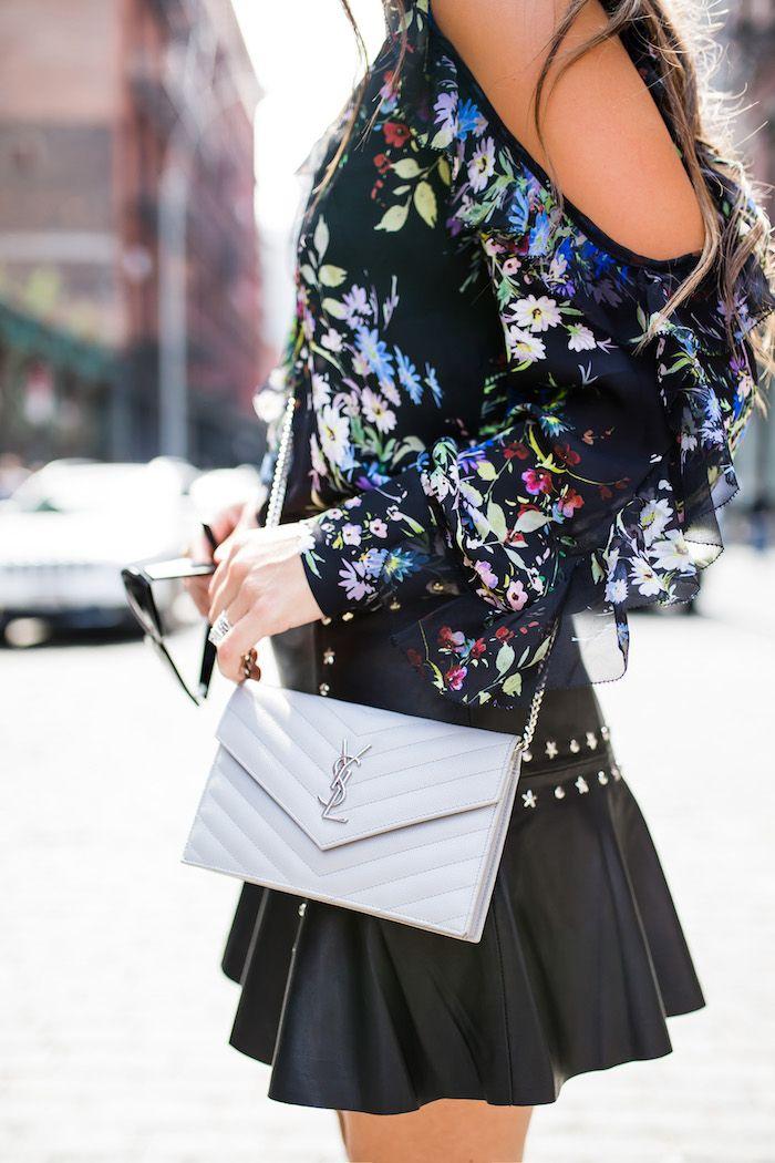 241a83cdd6e39 Leather Mini Skirt