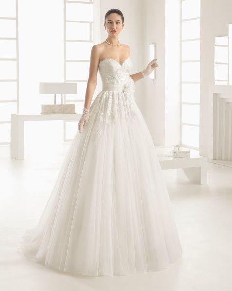 vestidos de novia y vestidos de fiesta en 2019 | rosa clará