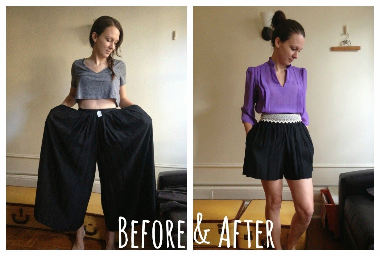 Black silk tent little did you know my refashions pinterest