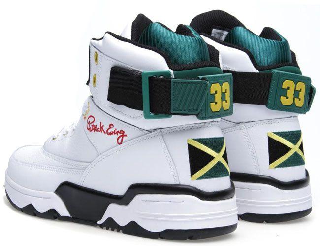 f5846608872 Available  Ewing Athletics Ewing 33 Hi Jamaica Patrick Ewing Sneakers
