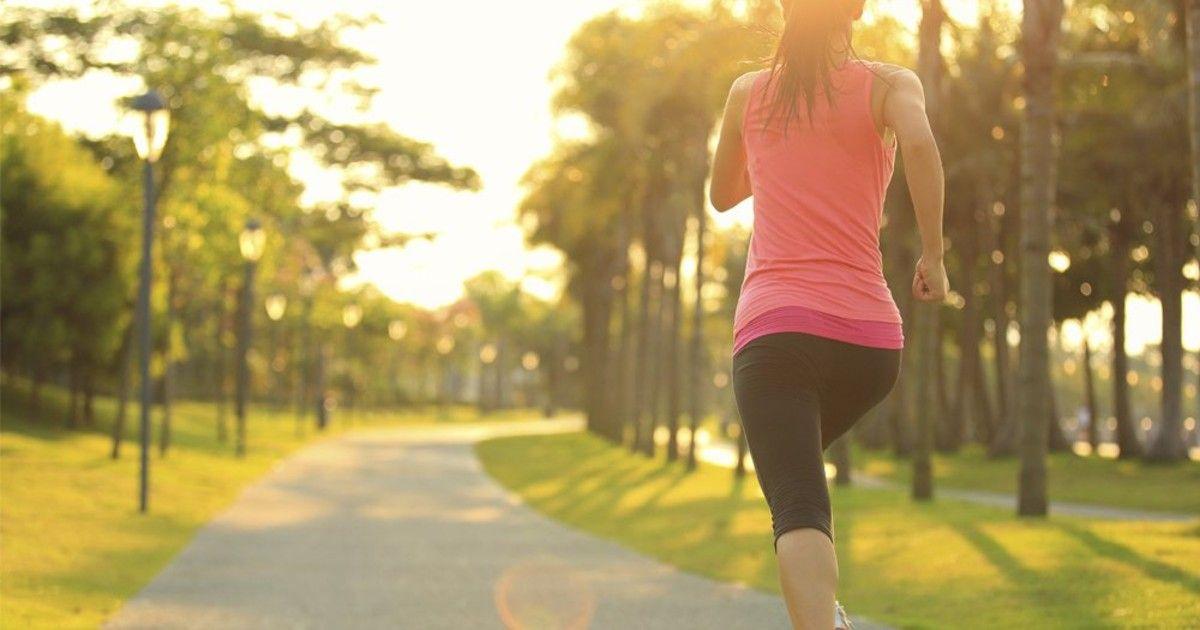 Hohe Fettverbrennung: Joggen am Morgen | Training für