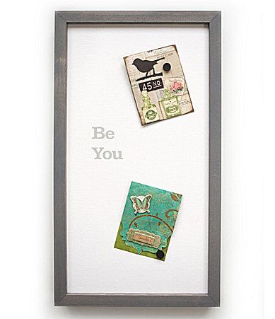 Mikey Lins Be You Magnet Board #Dillards