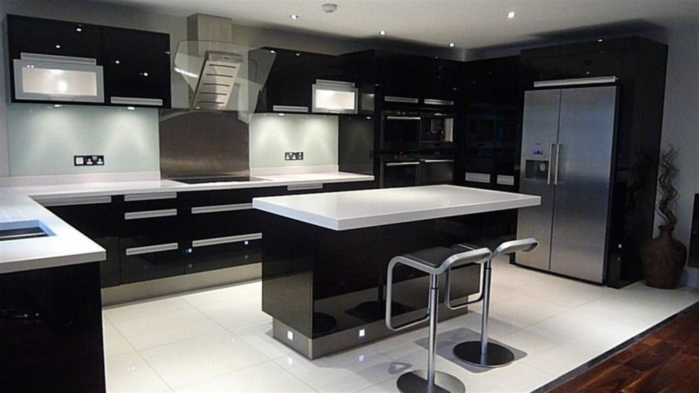 Beau Fancy Kitchen