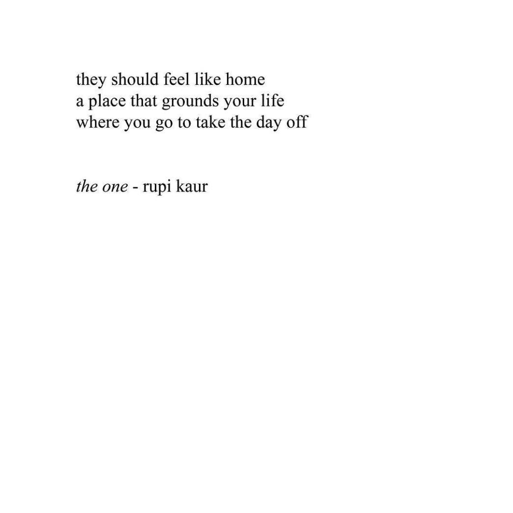 8 Inspirational Poems From Rupi Kaur's The Sun And Her Flowers - Society19