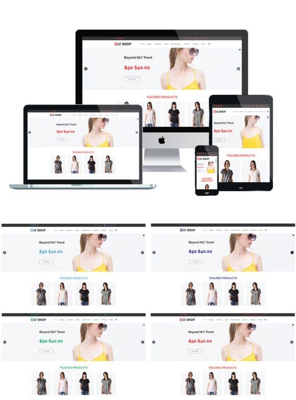 Lt Shop K2 Store Joomla Template Bootstrap Templates 2900