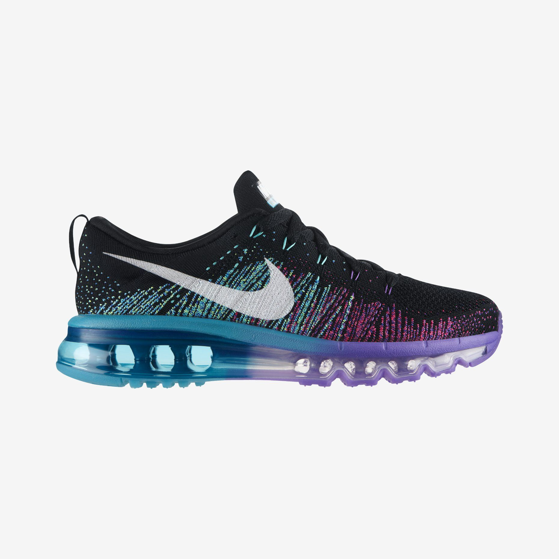 Nike Flyknit Air Max Women's Running Shoe. Nike Store   Exercise ...