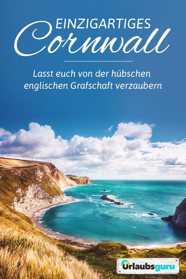 Einzigartiges Cornwall: Die wohl schönste Grafschaft #travelengland