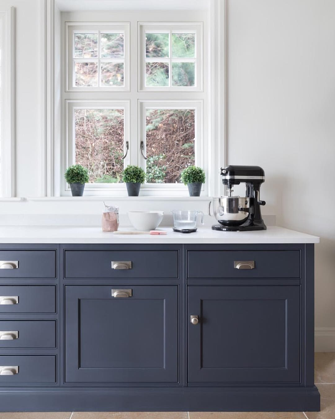 Navy Blue Kitchens That Look Cool And: Pin On Home Inspiration