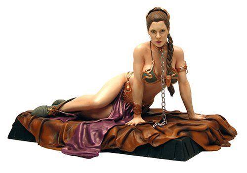 Star Wars - Statue: Princess Leia As Jabba's Slave Gentle Giant http://www.amazon.com/dp/B000J32DSK/ref=cm_sw_r_pi_dp_a0vtvb1N6CA7D