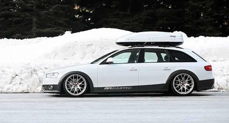 Audi A4 Allroad Quattro Rpi Equipped Audi