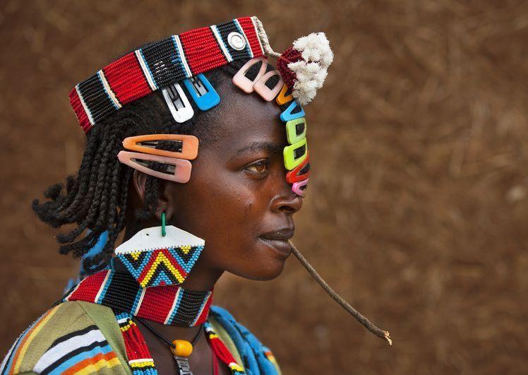 Daasanach, 2013. Photo by Eric Tribu, Etiopía