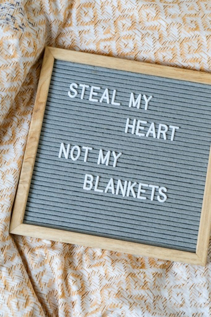 35 Slaapkamer quotes voor je letterbord - Een goed verhaal