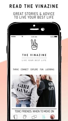 Hey! VINA Meet New Friends on the App Store Meeting