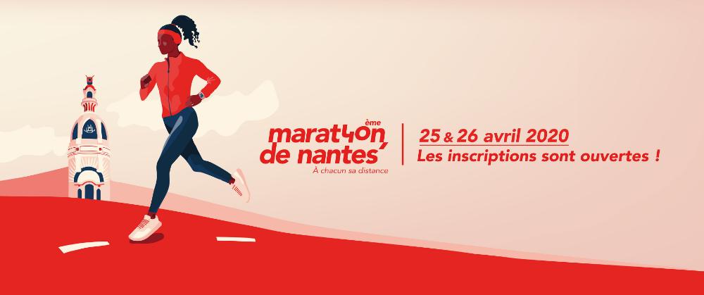 Marathon De Nantes Site Officiel Du Marathon De Nantes Nantes Marathon Semi Marathon