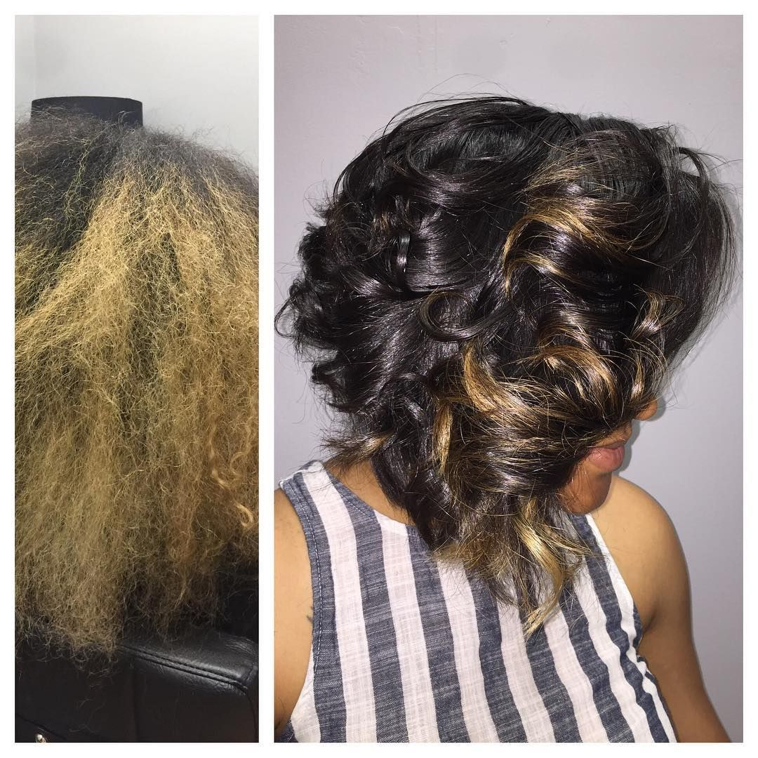 Get that healthy hair back orlandohair orlandohairstylist