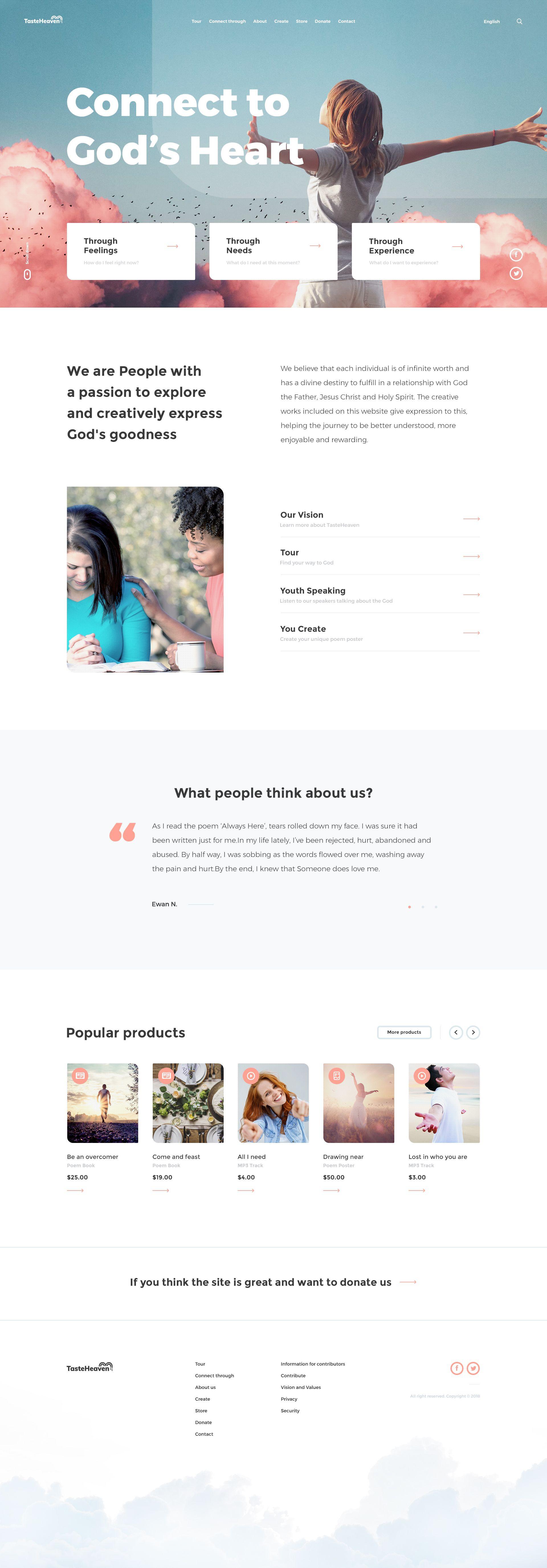 01 Home Th Fun Website Design Shopify Website Design Digital Marketing Design