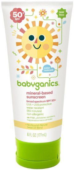 Ewg S Safest Sunscreens For Kids Sunscreen Spf 50 Sunscreen