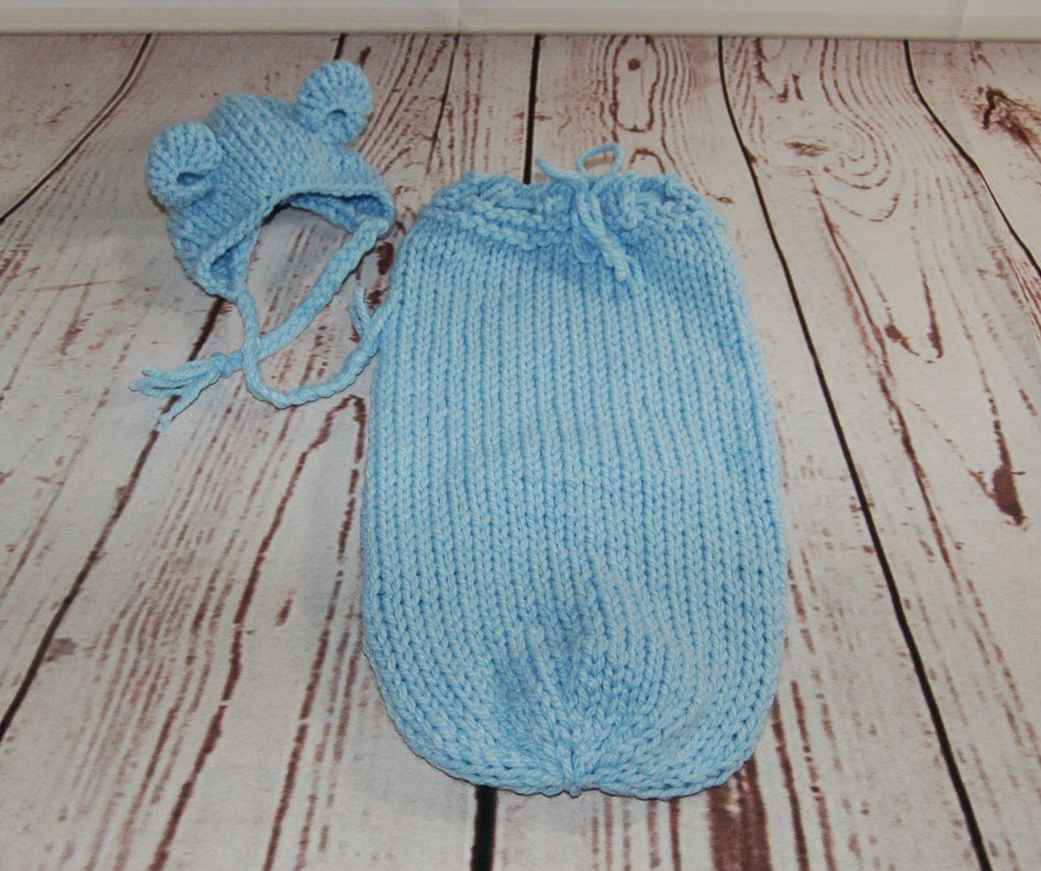 A personal favorite from my Etsy shop https://www.etsy.com/ca/listing/505596650/newborn-cocoon-knit-cocoon-photo-prop