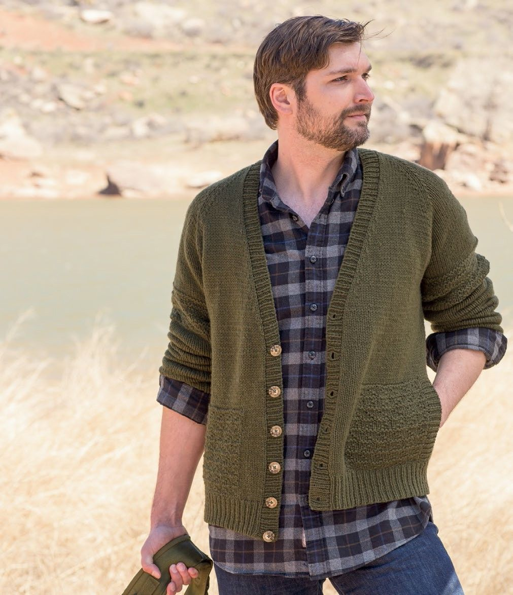 Bournemouth Cardigan Knitting Pattern Download | Knitting patterns ...
